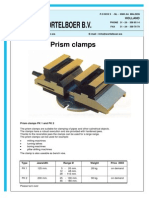 66 Prism Clamps