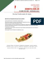 Sushi Kometo Venezuela