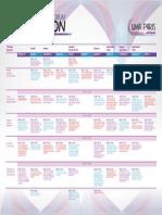 Peru Pavilion Calendar