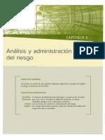 Analisis y Administracion Del Riesgo