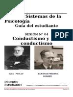 4_CONDUCTISMO-Teorias