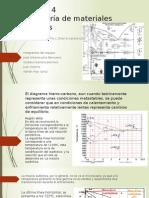 Unidad 4 Materiales Metales Diagrama de Fe-c