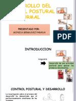Desarrollo Del Control Postural Normal1