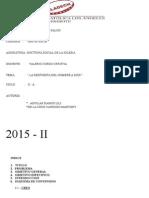 Monografia de Doctrina II