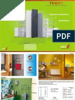 Catalogo Toalheiros Eléctricos LVI 2010