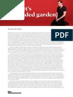 Damien Ryan- Hamlet's Unweeded Garden