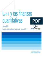 C++ for Quant