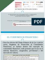 CONSUMIDOR FINANCIERO Presentación