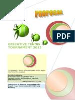 Tennis Tournament 2013