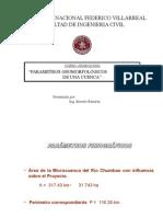 Parametros Geomorfológicos - Cuenca