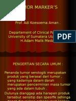k8 - Kuliah Mhs Kbk Fk Usu Tumor Marker's