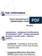 K27 - On. K26b. the Lymphomas