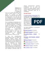 Revista Los Juegos Olimpicos 2012