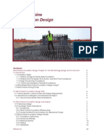 Wind Turbine Foundation Design Ch5