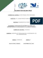 Victor Miguel r.h...... Investigacion Documental Cableado Estructurado PRUEBA