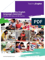 Creativity in the English Language Classroom