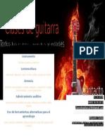 Clases de Guitarra 2