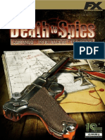 Death to Spies Oro Manual