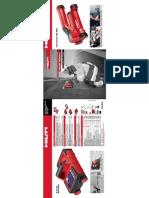 Brochure for PS 250 Ferroscan Radar Det..