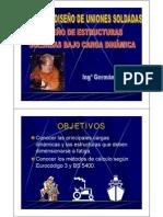 Tema_9 Calculo y Diseño de Uniones Soldadas
