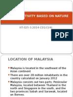 Tourist Activity Based on Nature