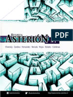 Revista Asterión N°1