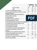 Datos Estadisticos Transtornos Alimenticios de 4