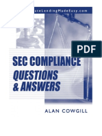 Private Lender SEC Compliance - Copy