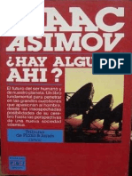 Hay Alguien Ahi - Isaac Asimov