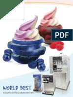 ice cream machine manual
