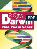1205 Darwin Brasilianisch Lese