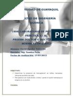5. Prueba Doctor