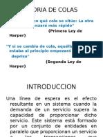 Colas (Presentacion)