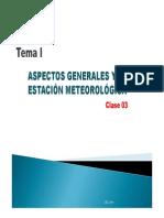 Tema01 Clase03 13-II 1.3Tiempo y Clima