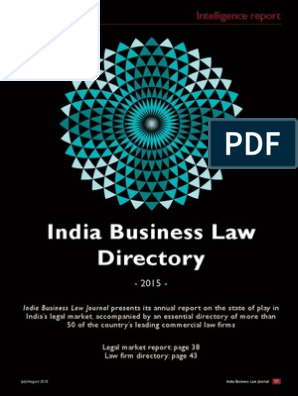 India Business Law Directory | Tech Start Ups | Venture Capital