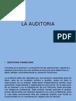 La Auditoria