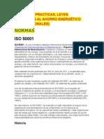 4. Normas, Practicas, Leyes Aplicables Al Ahorro Energético (Internacionales)