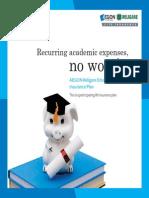 AR Educare Advantage Insurance Plan 5 May 2014(1)