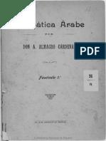 Gramática Del Arabe