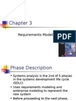 Systems Analysis and Design Chapter 03