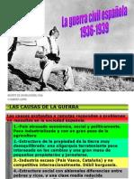 II.-2.4.-GUERRA CIVIL ESPAÑOLA