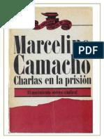 Camacho Marcelino - Charlas en La Prision