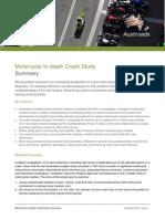 AP R489 15 Motorcycle in Depth Crash Summary