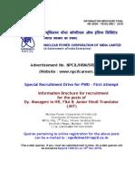Info Brochure Non Tech