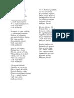 Plugusor cantat
