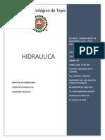 practicas de hidraulica
