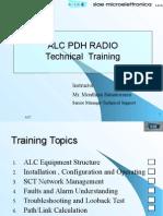 ALC PDH RADIO Technical TrainingSiae Microwave