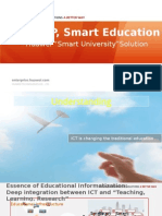Smart University (Higher Education)
