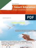 Smart University (Higher Education)