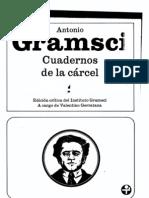 Cuadernos de La Carcel - Tomo 4 (Antonio Gramsci)